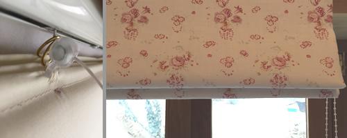 Roman Blind Headrail Allowance Explained Sew Helpful Blog