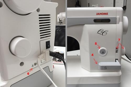 Sew Helpful Janome 1600PQC Sewing Machine Review