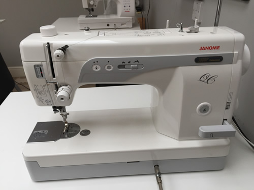 Sew Helpful Janome 1600PQC Sewing Machine Review