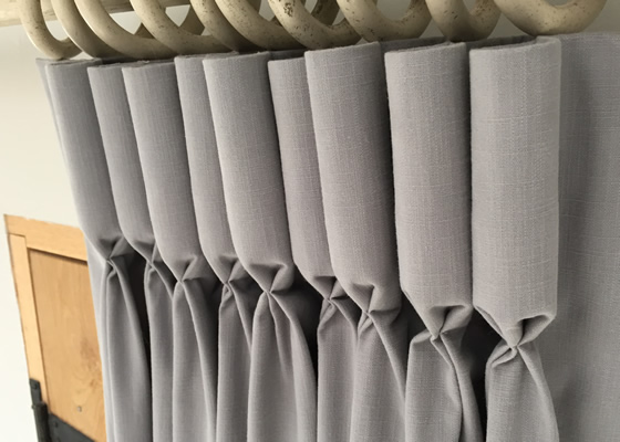 Tutorial How To Make Goblet Pleated Curtains Goblet Pleat