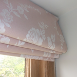 How To Make A Lined Roman Blind The Professional Way Quot