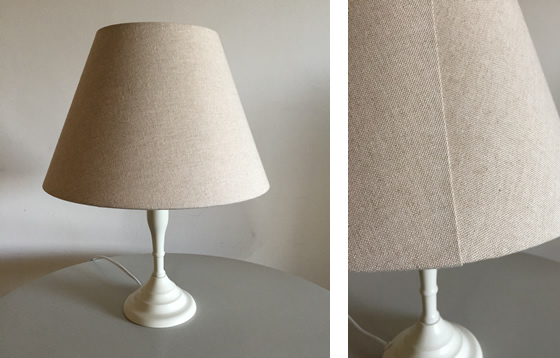 How to make a coolie cone shaped lampshade aloadofball Images