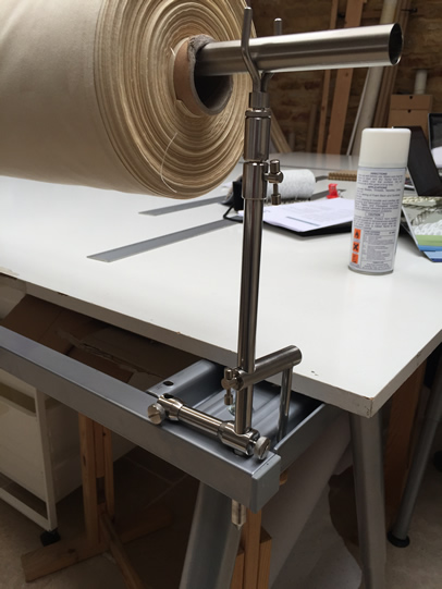 Fabric Roller 3